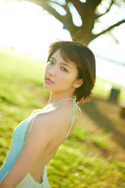 Erina Mano 真野恵里菜 Wanibooks Gravure Collection WBGC Pics 15