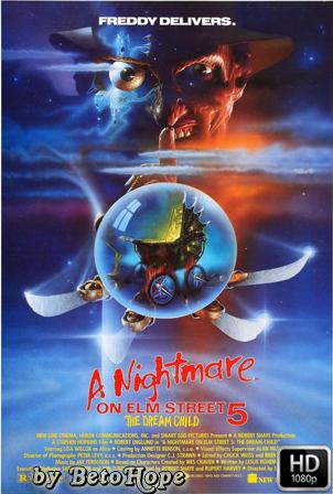 Pesadilla en La Calle Elm 5: El Niño de Los Sueños [1989] [Latino-Ingles] HD 1080P  [Google Drive] GloboTV