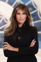 Image of First Lady Melania Trump