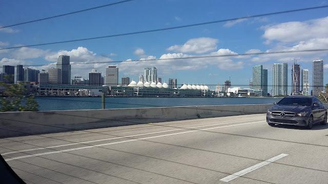 Ponte entre Miami e Miami Beach