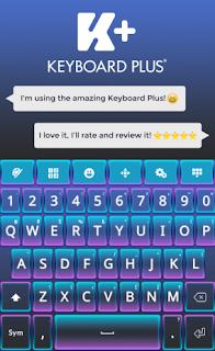 5 Aplikasi Keyboard Android Hemat RAM Ringan 2017 - 30Kbps Blog