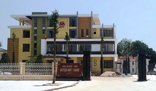 Trụ sở UBND huyện Như Thanh