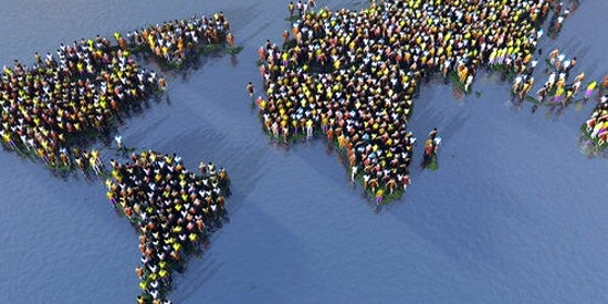 World Population reaches 7 billion.