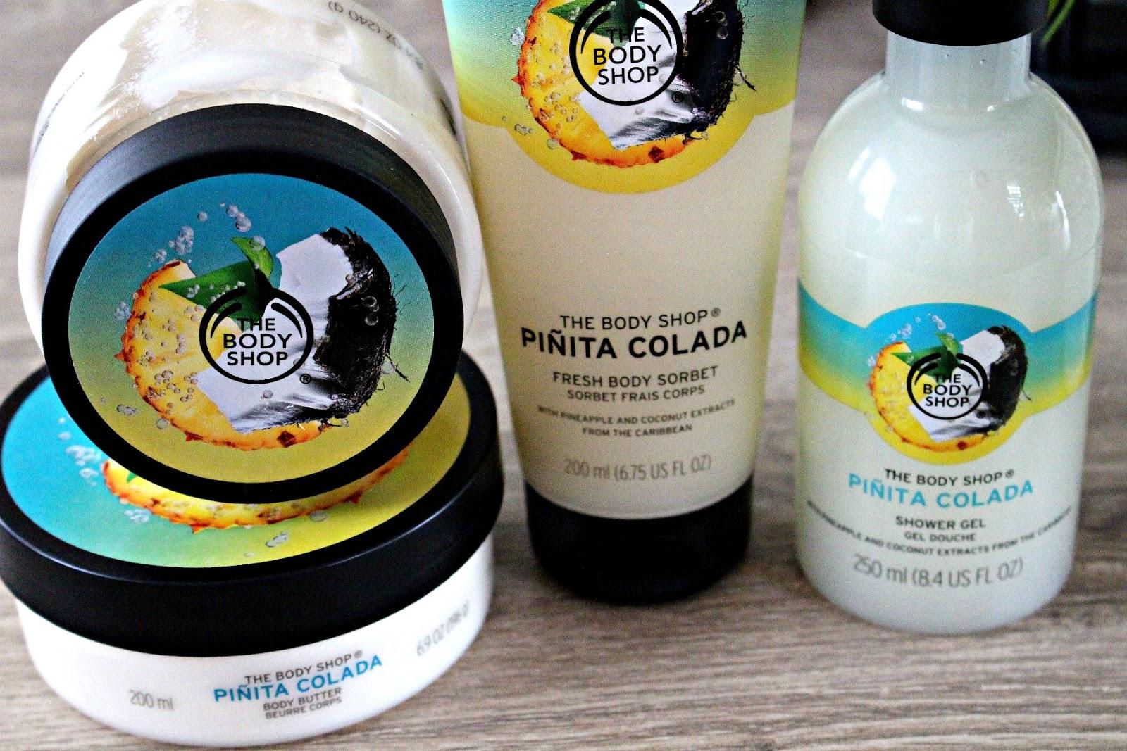 The Body Shop Pinita Colada