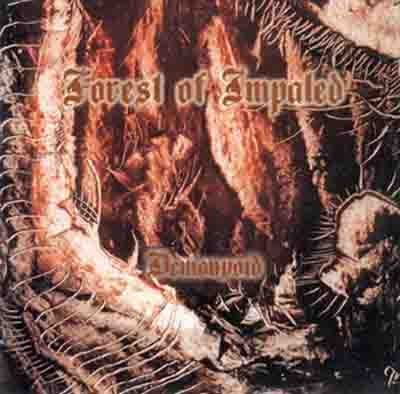 FOREST OF IMPALED - Discografía
