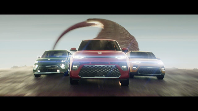 "Kia Motors Continues to ""Give it Everything"" in New Marketing Campaign for the Third Generation Soul"