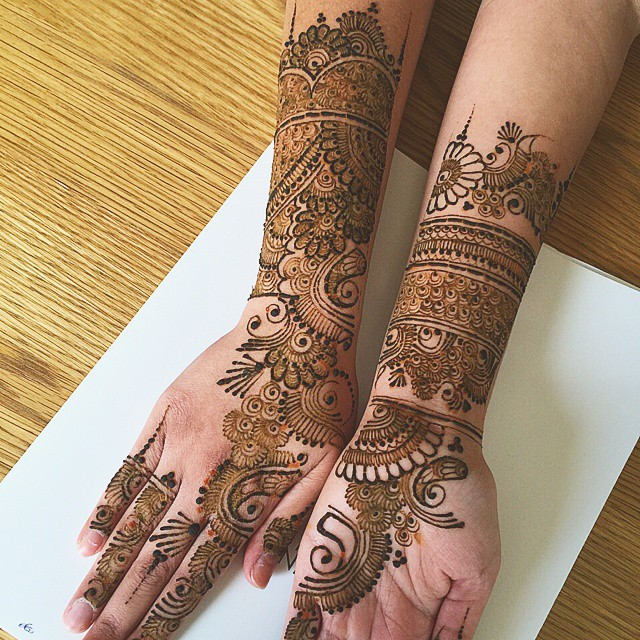 Bridal Mehndi Designs: Henna Art of Mehndi Designs ...