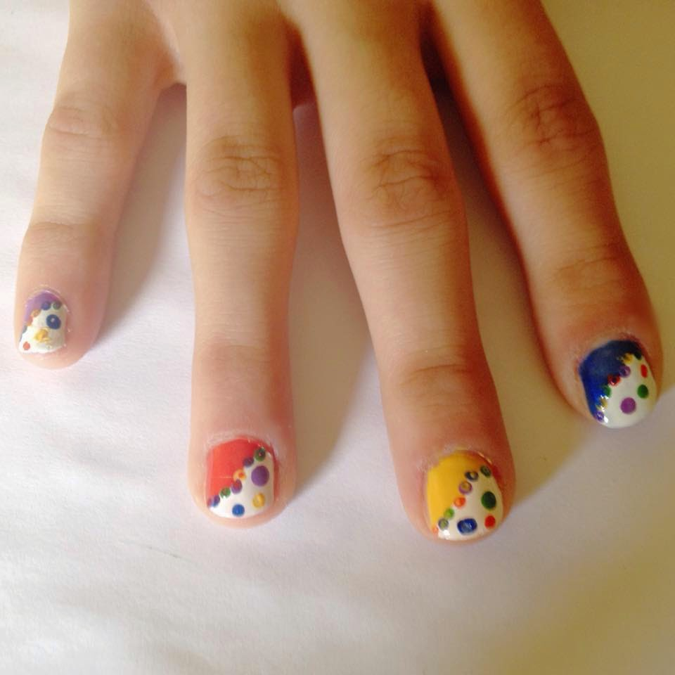 Fun&Colorful Nail Art for Summer! - BeautyPepTalk