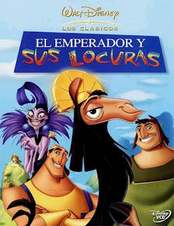 Las locuras del emperador (2000) [Latino]