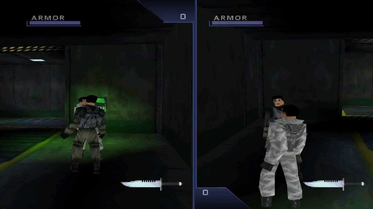 Syphon Filter Logan's Shadow ISO for PPSSPP - isoroms.com
