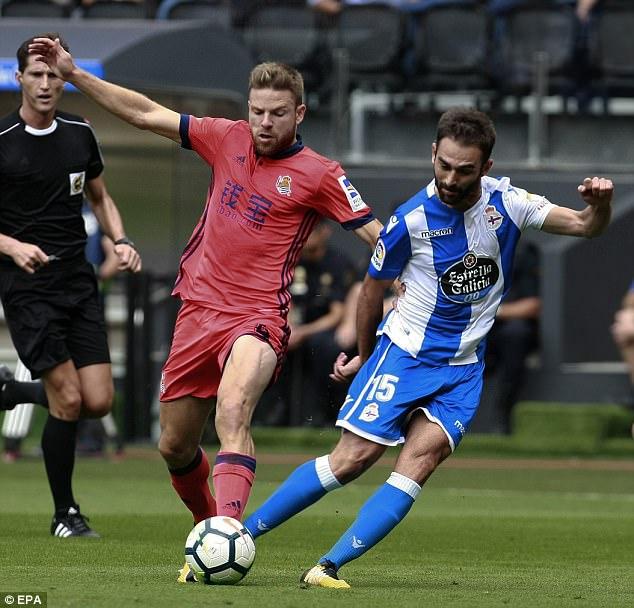 Pós-jogo: La Coruña 2×4 Real Sociedad – Não éramos tão felizes desde 1981