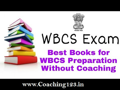 Best books to Crack WBCS Exam - Prelims and Mains - Book List
