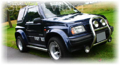 Suzuki Vitara Is Known As Sidekick In North America And Grand England This Vehicle Also Escudo
