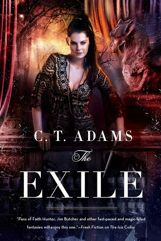 Review: The Exile by C. T. Adams