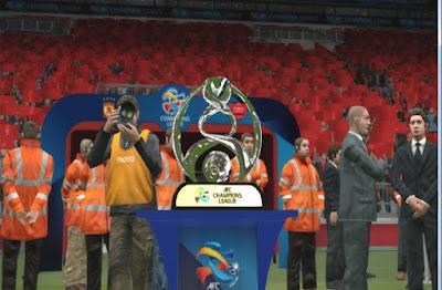 PES 2016 Cup AFC Champions League