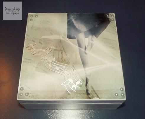 100. Muzyczne pudełko