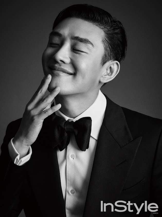 Yoo Ah In , Yoo Ah In Instyle, Instyle Yoo Ah In 2016, Yoo Ah In Baeksang Arts Awards