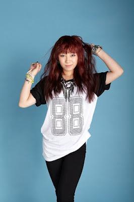 Kang Min Hee (강민희)