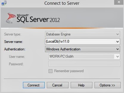 Steps to Retrieve Records with SQL Server Management Studio: SQL Programming
