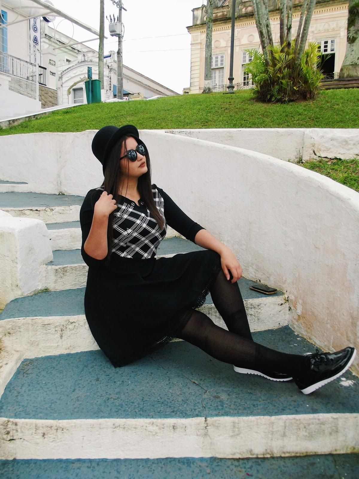 Vestido + Oxford