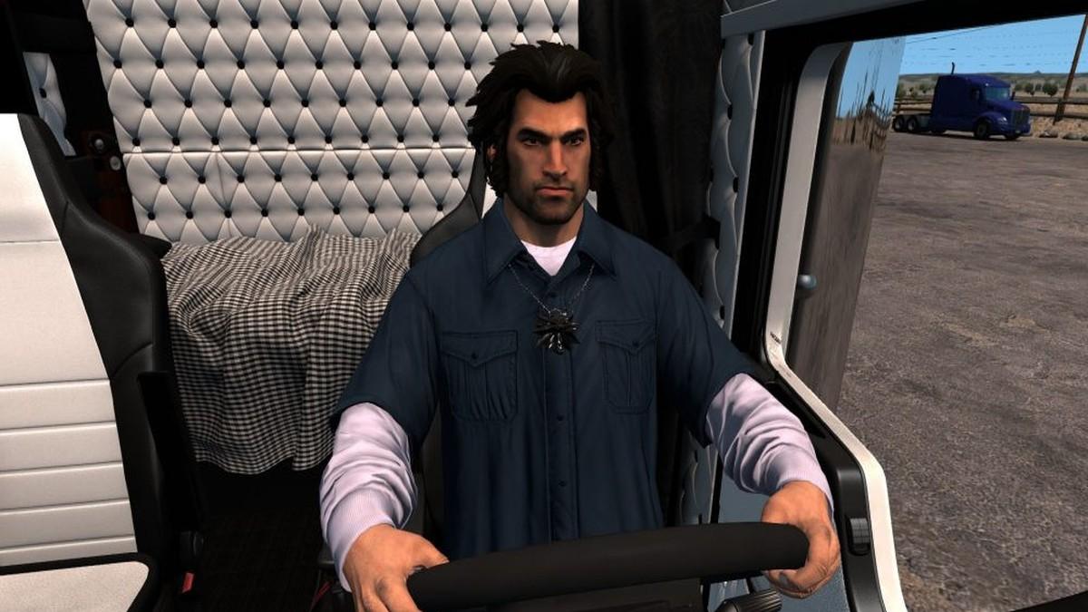 Driver Mod - Grayson Hunt