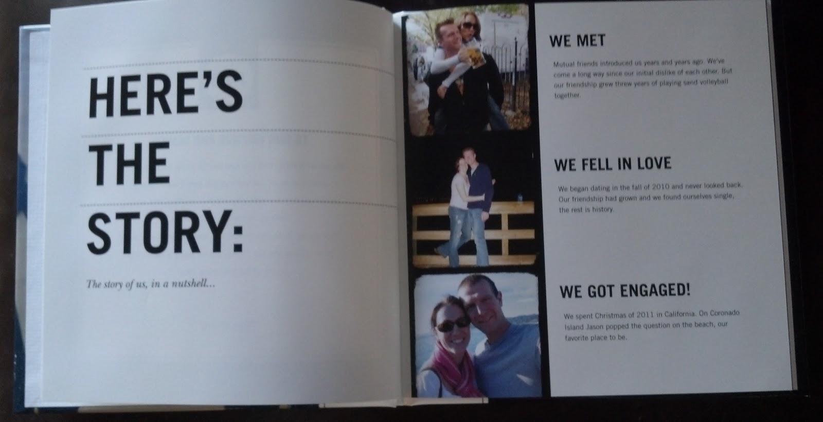 Photo Wedding Guest Book Shutterfly Blog
