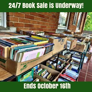 Annual Book Sale Underway