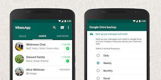 Cara Back Up (Menyimpan) Pesan WhatsApp ke Cloud Storage