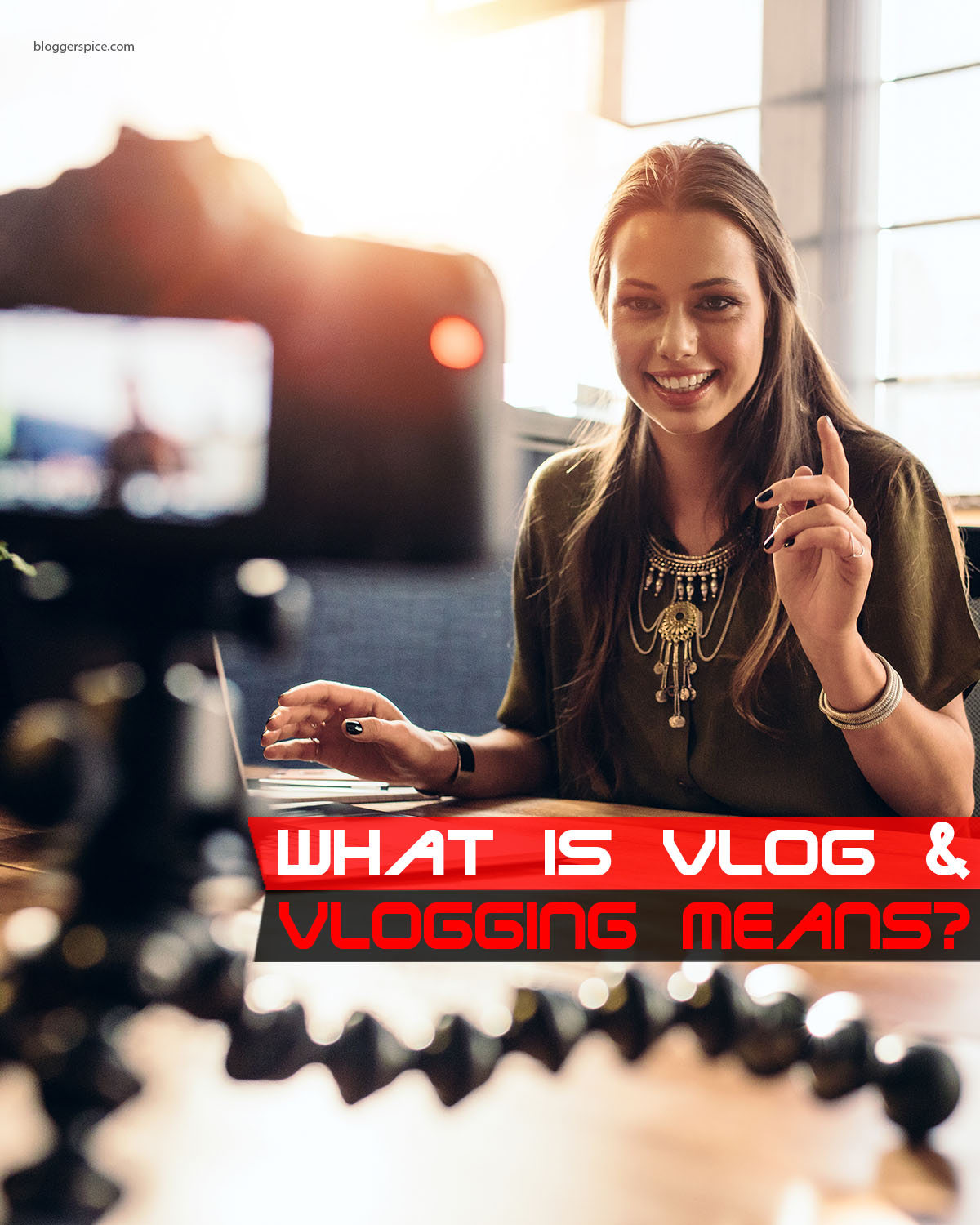 check out all this great information we have for those planning on becoming vloggers,