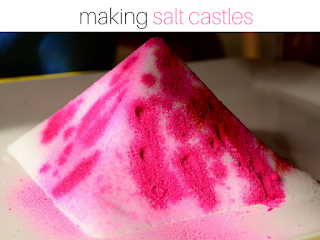Got Bored Kids? 17 Practical Mom Ideas to try right away! Built Salt Castles