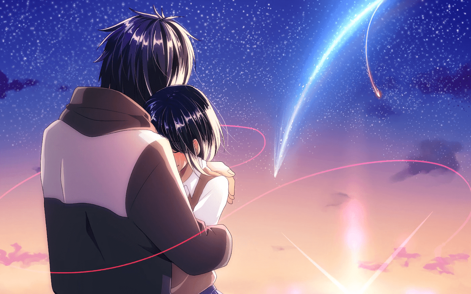AowVN%2B%25285%2529 - [ Hình Nền ] Anime Your Name. - Kimi no Nawa full HD cực đẹp | Anime Wallpaper