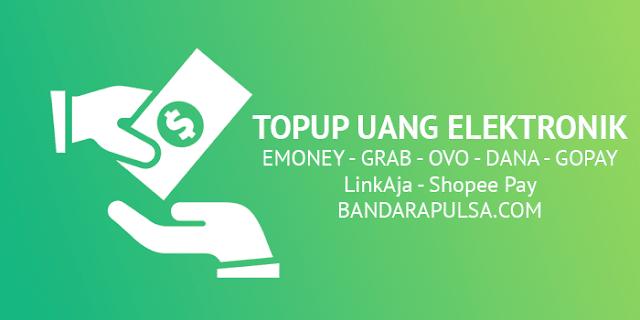 topup uang elektronik e money
