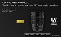 LECA DG VARIO-SUMMILUX 10-25mm / F1.7の写真