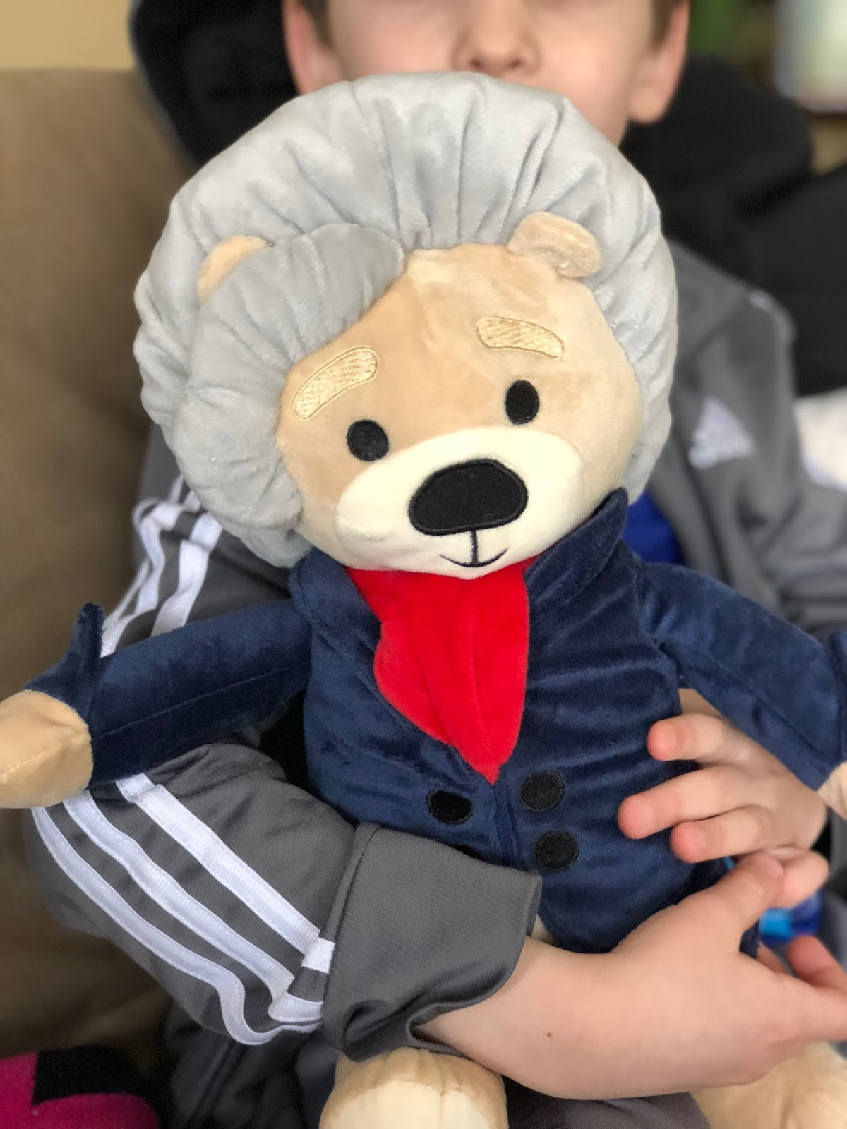 We received the new Ludwig bear to review and I fell in love as soon as I  saw this little cutie! I am literally hiding it from my youngest because  I m not ... 9abc6f21dabc