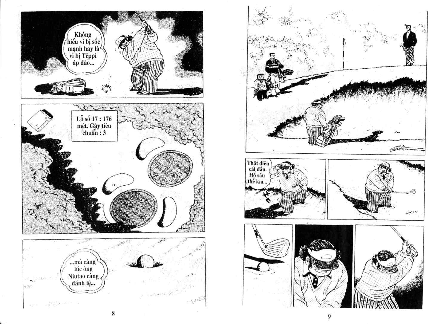 Ashita Tenki ni Naare chapter 14 trang 3