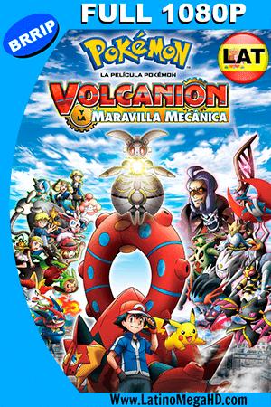 Pokémon: Volcanion y la Maravilla Mecánica (2016) Latino FULL HD 1080P ()