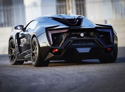 Foto Mobil Keren Arab saudi