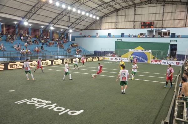 Barretos goleia São Paulo e Botafogo termina em primeiro no Grupo B do Paulista de Showbol (Prefeitura de Barretos) - foto 5