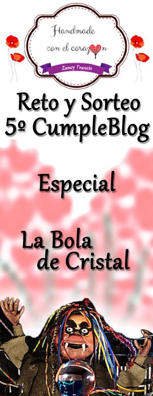 festeja el 5to cumpleblog de Francis