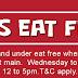 Free Kid's Meals at Roka Restaurant Bolton