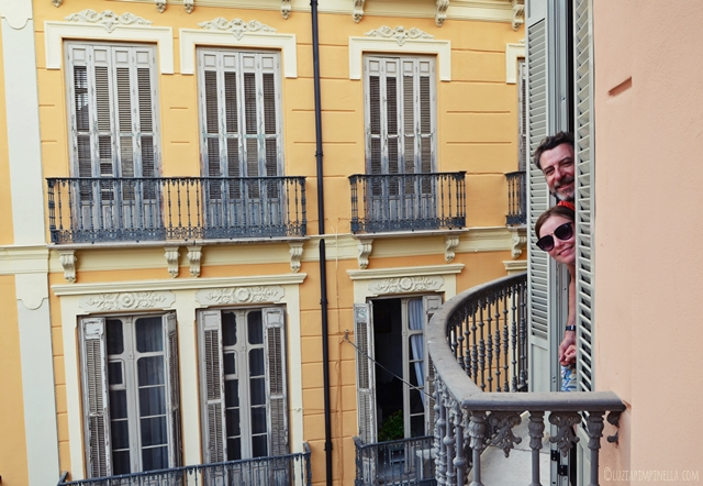 Travel   Andalusien Roadtrip   Málaga - unser Airbnb Appartment   luziapimpinella.com