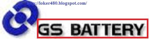Lowongan kerja 2016 PT GS BATTERY INDONESIA OPERATOR PRODUKSI TERBARU