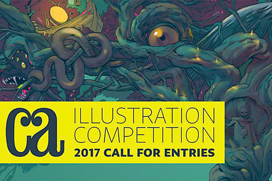Communication Arts Illustration Competition 2017