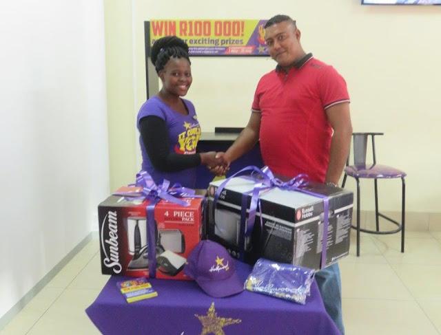 #YesWena winner - May - Kwa-Zulu Natal - Malcom Bosman