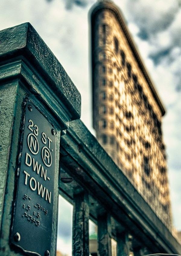 Flatiron Building randommusings.filminspector.com