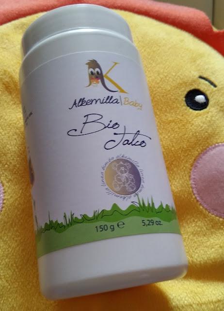 Alkemilla Baby una linea di prodotti Bio pensata per i più piccini
