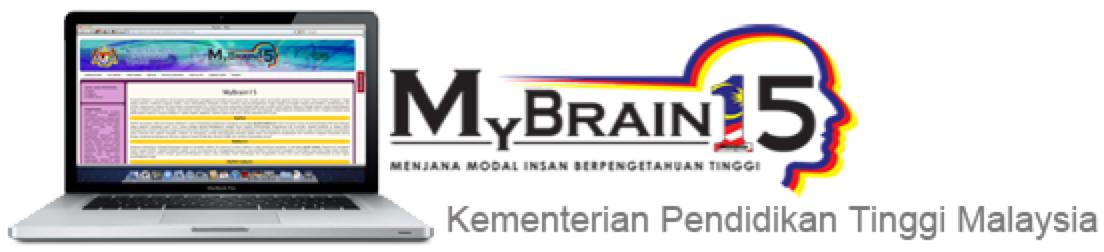 Biasiswa MyBrain15 Kementerian Pendidikan Tinggi Malaysia