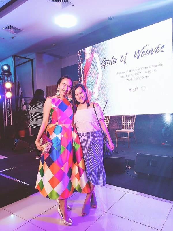 Gala of Weaves by Manila FAME 2017