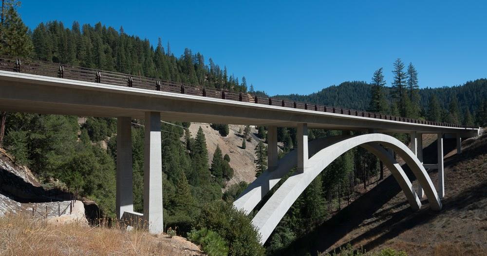Bridge of the Week Plumas County California Bridges