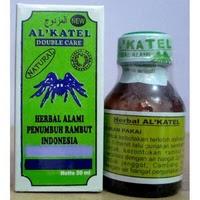 Jual ALKATEL Herbal Penumbuh Rambut Kumis dan Jambang